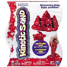 Kinetic sand - 454 g Gem ruby - Creative Kit