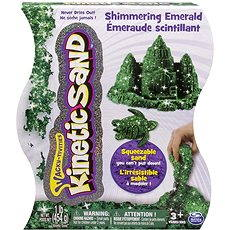 Kinetic sand - 454 g Gem emerald - Creative Kit