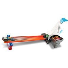 Hot Wheels - Track Builder Rapid Launcher - Game set
