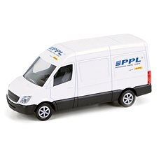 PPL delivery - Toy Vehicle