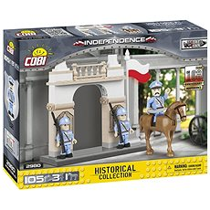 Cobi 2980 Great War Independence - Building Kit