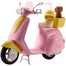 Barbie Scooter - Doll