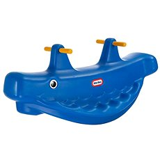 Little Tikes Whale Rocker - Blue - Swing