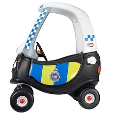 Little Tikes Police Patrol Cozy Coupe - Balance Bike/Ride-on