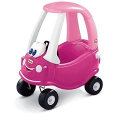 Little Tikes Princess Cozy Coupe - Magenta - Balance Bike/Ride-on