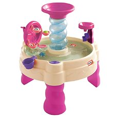 Little Tikes Spiralin' Seas Waterpark - Pink - Table