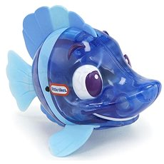 Glowing fish - blue - Water Toy