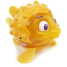 Glowing fish - yellow - Water Toy