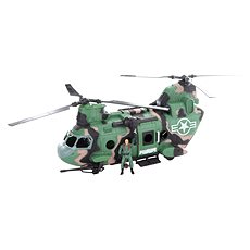 Transport helicopter - playing kit