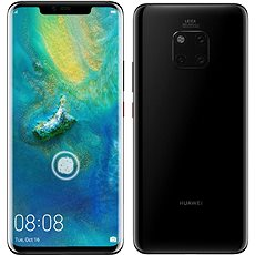 HUAWEI Mate 20 Pro Black - Mobile Phone