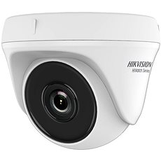 HikVision HiWatch HWT-T120 (2.8mm), Analog, HD1080P, 4in1, Inner Turret, Cover & Base: PlasticEy - Video Camera
