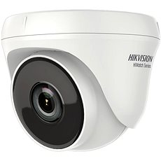 HikVision HiWatch HWT-T240-P (3.6mm), Analog, 4MP, 4v1, Outdoor Turret, Plastic - Video Camera