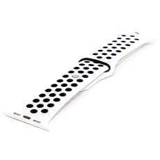IMMAX for SW10 watches, white and black - Watch band