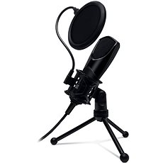CONNECT IT CMI-8001-BK YouMic Filter USB - Handheld microphone