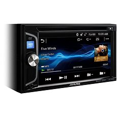 ALPINE IVE-W560BT - Car Stereo Receiver