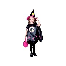 Carnival Dress - Witch XS - Children's costume