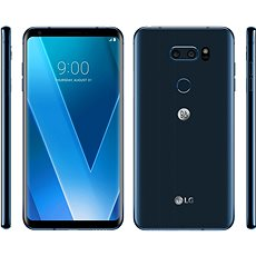 LG V30 Moroccan Blue - Mobile Phone