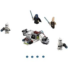 LEGO Star Wars 75206 Jedi and Clone Troopers Battle Pack - Building Kit