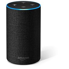 Amazon Echo 2 Generation Charcoal - Voice Assistant