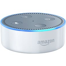 Amazon Echo Dot White (2nd Generation) - Voice Assistant