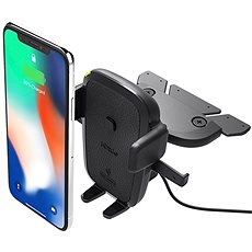 iOttie Easy One Touch 4 Qi Wireless CD Mount - Car Holder