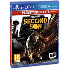inFamous: Second Son - Playstation 4 (PS4) - Console Game