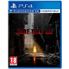 Here They Lie VR - PS4 VR - Console Game