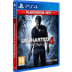 Uncharted 4: A Thief´s End - PS4 - Console Game