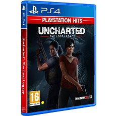 Uncharted: The Lost Legacy - PS4 - Console Game