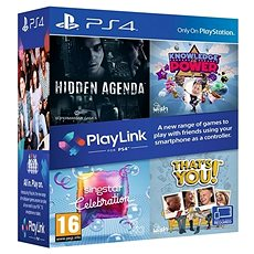 Hidden Agenda, Knowledge is Power, SingStar, That's You - PS4 - Console Game