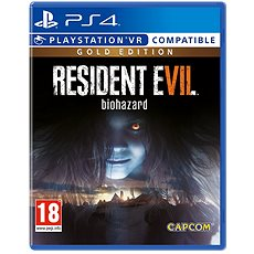 Resident Evil 7: Biohazard Gold Edition - PS4 - Console Game