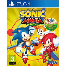 Sonic Mania Plus - PS4 - Console Game