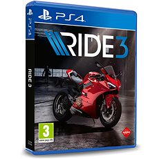 RIDE 3 - PS4 - Console Game