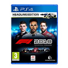 F1 2018 - Headline Edition - PS4 - Console Game