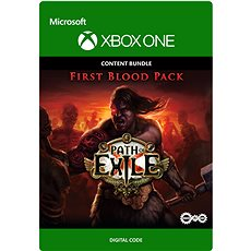 Path of Exile: First Blood Pack - Xbox One Digital - Hra pro konzoli
