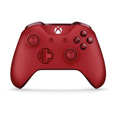 Xbox One Wireless Controller Red - Game Controller