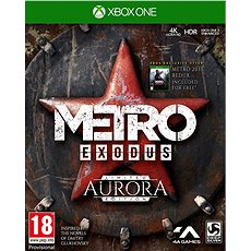 Metro: Exodus - Aurora Limited Edition - Xbox One - Console Game