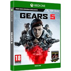 Gears of War 5 - Xbox One - Console Game