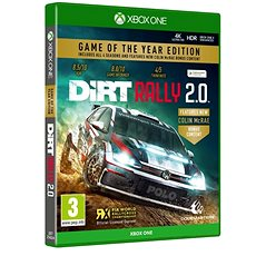 DiRT Rally 2.0 - Xbox One - Console Game