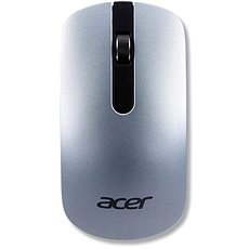 Acer Thin-n-Light Optical Mouse Silver - Mouse