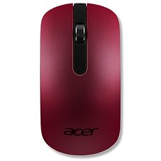 Acer Thin-n-Light Optical Mouse Lava Red - Mouse