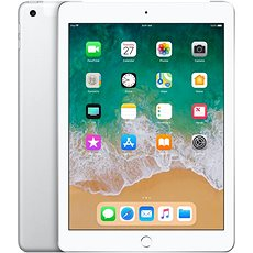 iPad 128GB WiFi Cellular Silver 2018 - Tablet