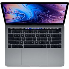 """MacBook Pro 13"""" Retina US 2018 with Touch Bar Space-Grey - MacBook"""