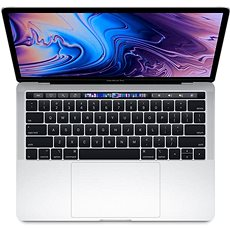 """MacBook Pro 13"""" Retina ENG 2018 with Touch Bar Silver - MacBook"""