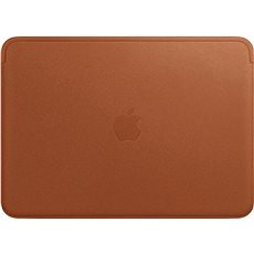 """Leather Sleeve MacBook Pro 13"""" Saddle Brown - Case"""