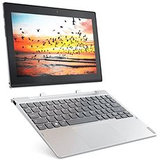 Lenovo Miix 320-10ICR Platinum 128GB LTE + keyboard dock - Tablet PC