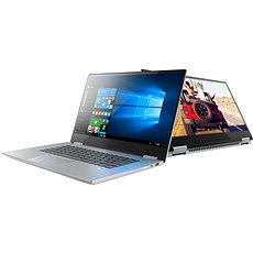 Lenovo Yoga 720-13IKB Platinum Metal - Tablet PC