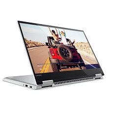 Lenovo Yoga 720-15IKB Platinum metal - Tablet PC