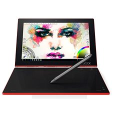 Lenovo Yoga Book 10 128GB Red - Tablet PC