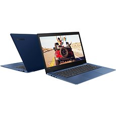Lenovo IdeaPad S130-11IGM Midnight Blue - Laptop